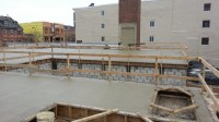 First Floor Concrete Complete